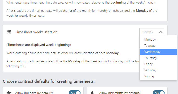 2.11.0 featured image change timesheet start day